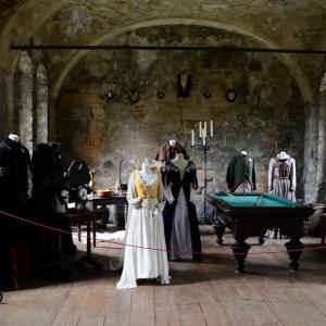 Zde si Fantomas bral princeznu Xenni, Valdštejn.