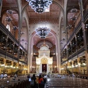 Velká synagoga.