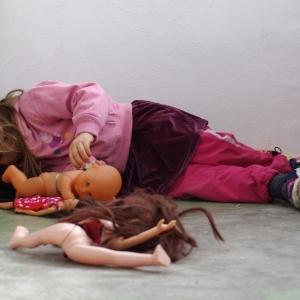 Ester a panenky.