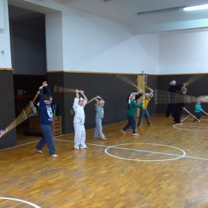 Cvičíme Kendó.