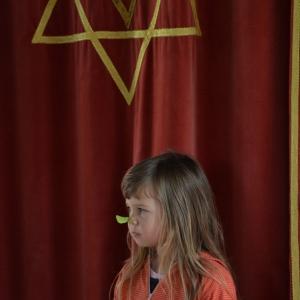 Ester v synagoze, Úštěk.
