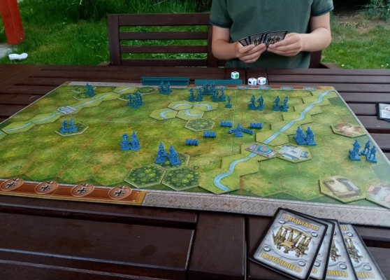 Memoir 44 - Pegasus bridge
